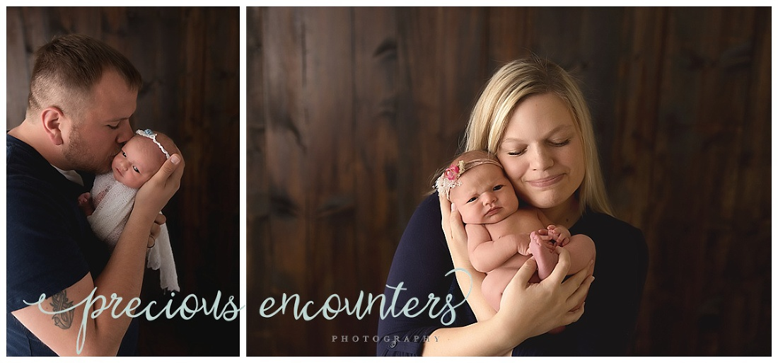 newborn family poses