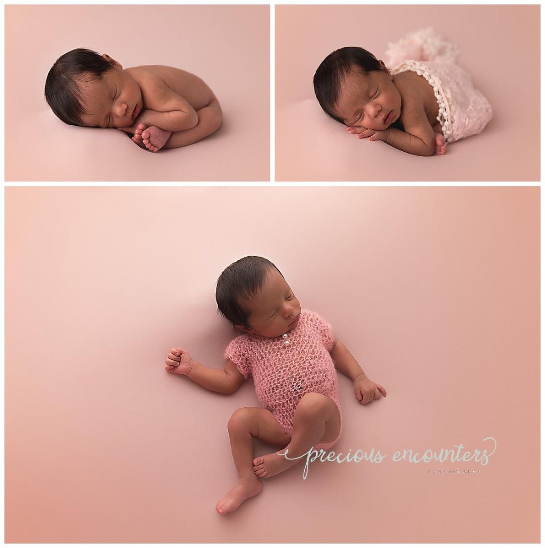 poses, wraps, girl, newborn