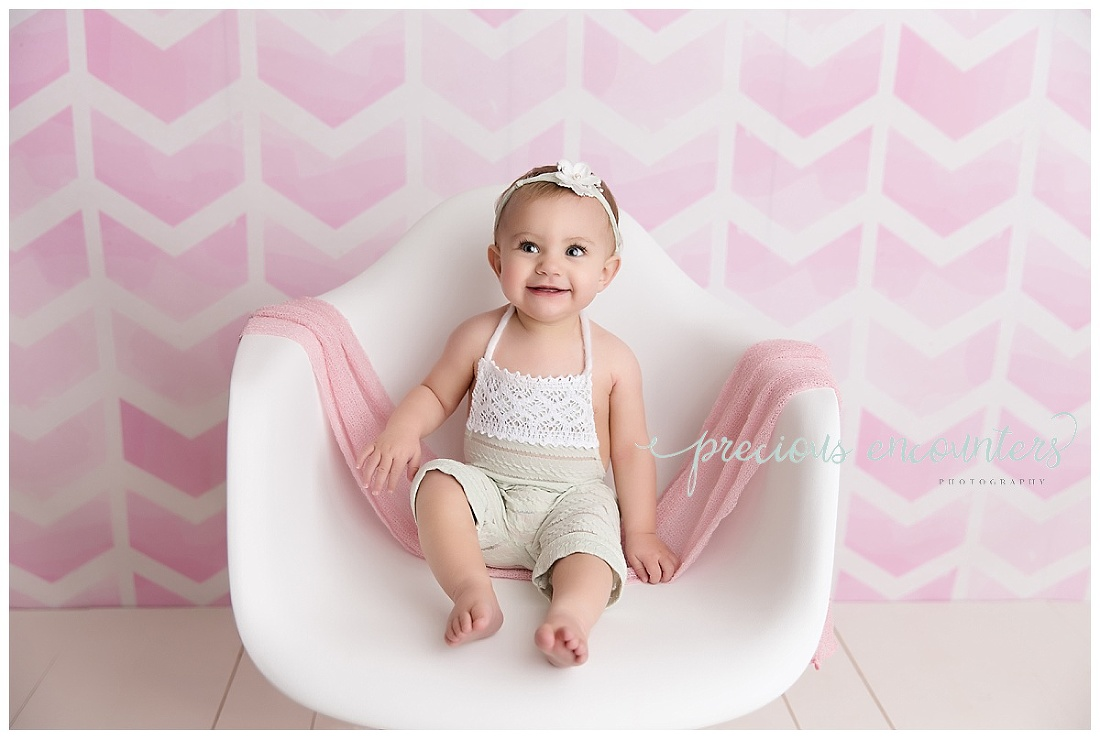 pink, cahir, white, romper, portraits, colorado, baby