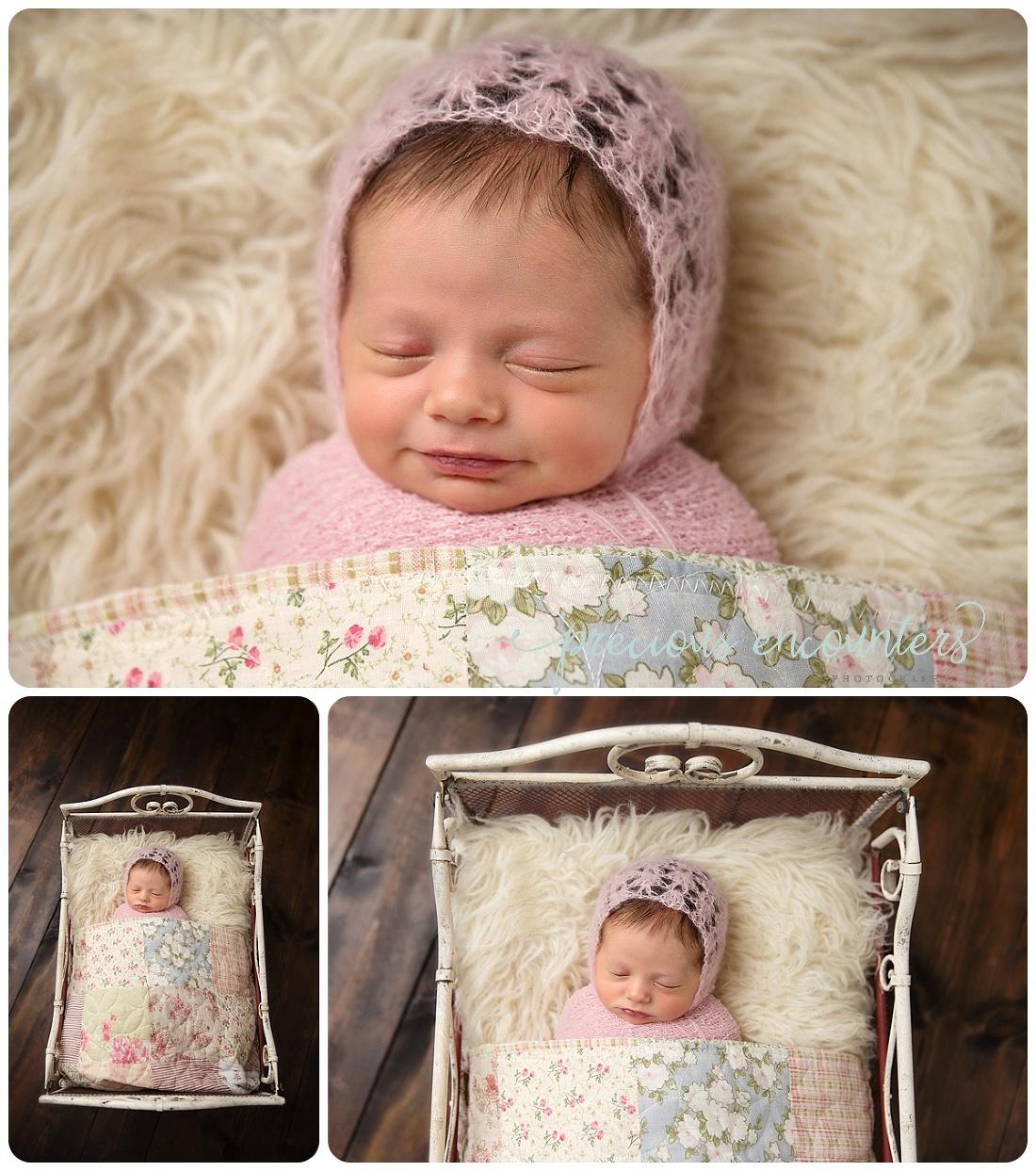 Newborn Bed Images