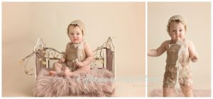 children photographer, fur, romper, children portraits,