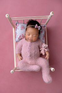 Big Island, Hilo, Kona, newborn, infant, baby, pink